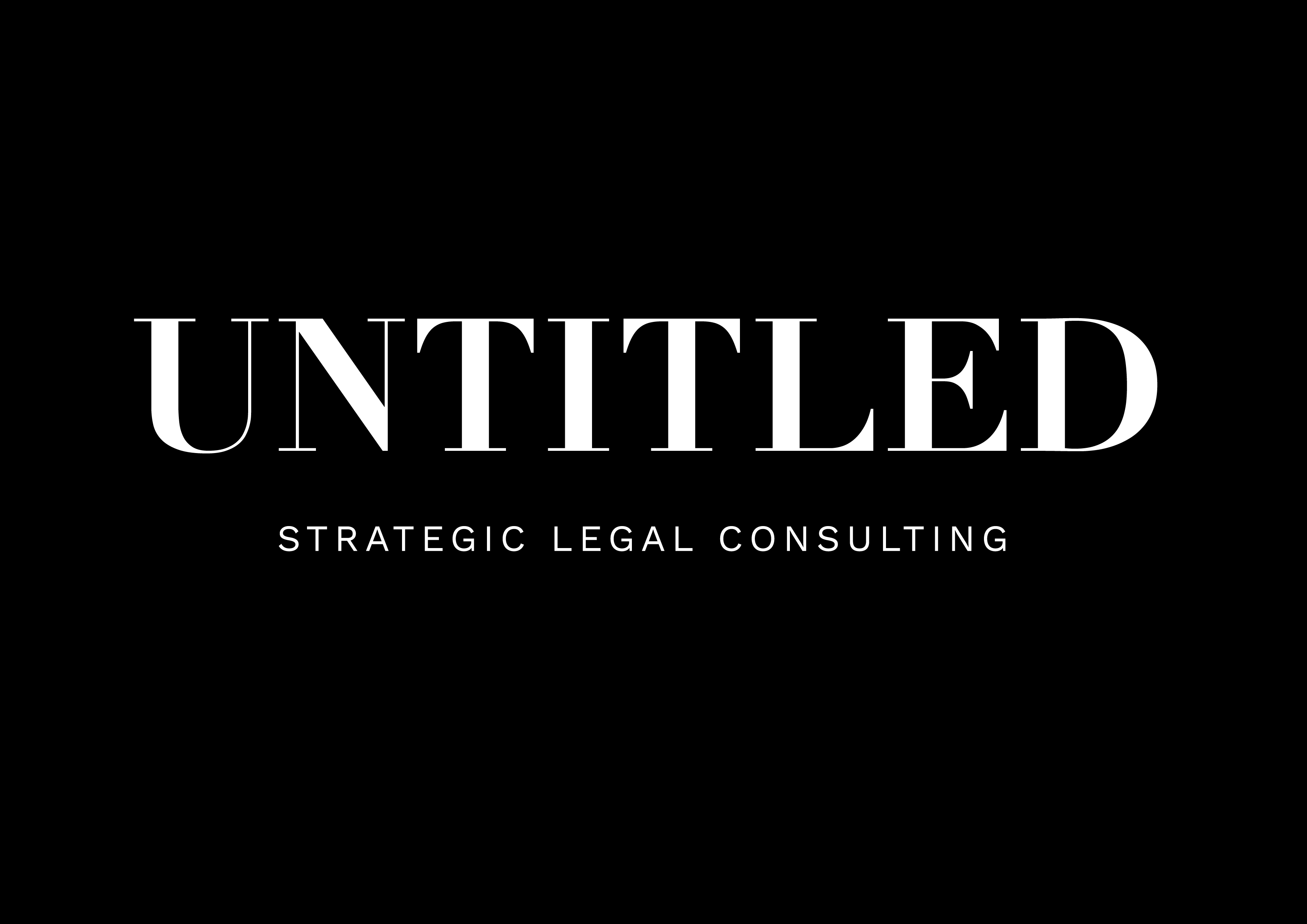 Litwak & Partners Makes Change to 'Untitled'